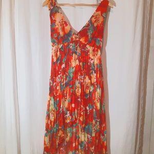 Summer High-Low Dress